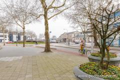 Herinrichting van het Stationsplein in Zwolle