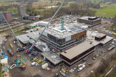 Nieuwbouw Isala en Noorderboog