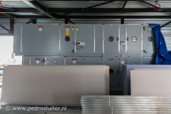 Nieuwbouw Isala en Noorderboog. Fotografie Pedro Sluiter Foto.