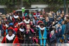 Sinterklaasintocht 2016
