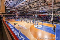 Basketbal bekerfinale 2019