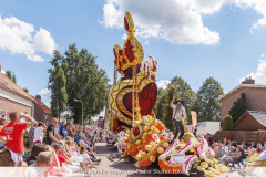 Bloemencorso Sint Jansklooster 2018