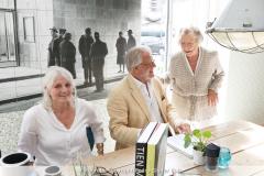 Opening expositie Klemm-Krabe-Westerhuis